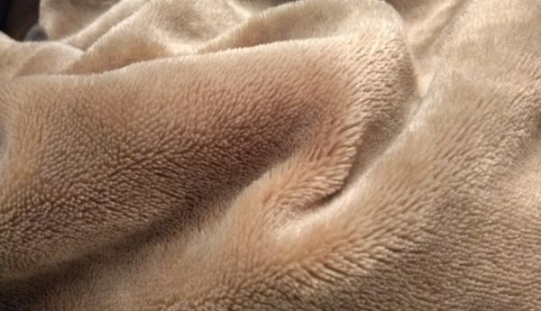 how to wash fuzzy blankets
